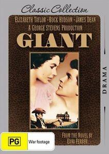 Giant DVD