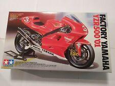 Factory Yamaha Yzr500 `01 Tamiya Motorcycle No 088