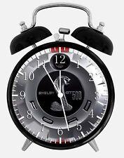 "Mustang Shelby Cobra GT Alarm Desk Clock 3.75"" Home or Office Decor Z90"