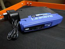 Linksys BEFSR41 v3.1 Router 4 porte