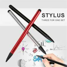 3Pcs Capacitive Pens Touch Screen Stylus Pen For Tablet iPad Phone Samsung PC A+