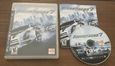 COMPLETE RIDGE RACER 7 FOR PS3