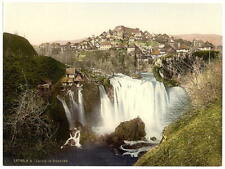 Photo: Jajce,Bosnia,Austro-Hungary,1890s