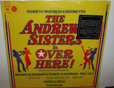The Andrew Sisters in Over Here vinyl KS32961  012018LLE