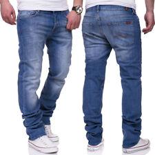 7 SEVEN for all Mankind Herren Jeans STANDARD American Dream Blau NEU