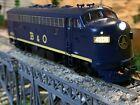 HO Scale PROTO 2000 F7A DCC w/ Sound Diesel Locomotive B & O high quality NEW!