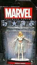 "Marvel (Universe) Infinite Series EMMA FROST New! 3.75"" Action Figure (X-Men)"