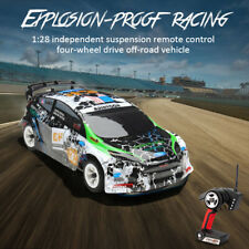Wltoys K989 1/28 2.4G 4WD cepilló RC teledirigido Rally Car RTR con + transmisor