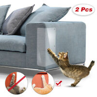 2Pcs Cat Scratchs Guard Mat Pet Cat Scratchings  Furniture Sofa Seat ProtecKTP