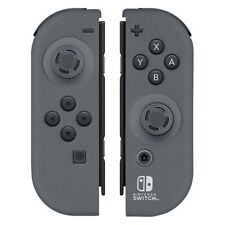 Nintendo Switch Joy-Con Gel Guards Case Thumb Stick Caps No Slip Grip Gray