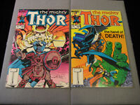 Thor #342 and #343 (Marvel, 1984)