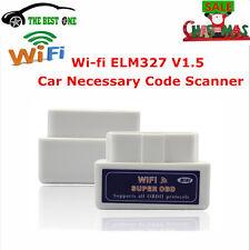 Mini WIFI ELM327 OBD2 II Car Diagnostic Interface Scanner for PC iOS iPhone iPad
