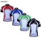 Ropa Ciclismo Cycling Bike Short Sleeve Shirt Jersey Men's Bicycle Sportwear Top