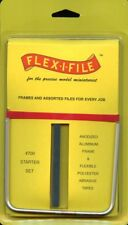 Flex-I-File Sanding Frame and Various Grits Tape Starter Set #700