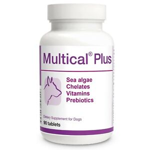Multical Plus Vitamins Calcium Specially for Pregnant Nursing DOGS 90 tab