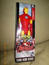 Marvel Avengers Iron Man Titan Hero Series Action Figure