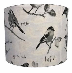 Garden Birds Lampshades, Ideal To Match Garden Birds Duvets Covers & Wallpaper.