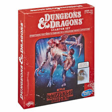 Dungeons & Dragons E3702 Stranger Things 3+ Player Roleplaying Game Starter