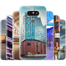 Dessana Hamburg TPU Silicone Protective Cover Phone Case Cover For LG