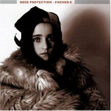 Fischer-Z Need protection (1995) [Maxi-CD]