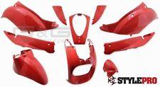 accessoire de déguisement Kit déguisement rouge SYM MIO 50 jusqu'à bj.2009