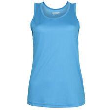 Abbigliamento sportivo da donna blu fitness taglia XS