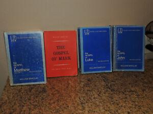 William Barclay Daily Bible Study Guide, The Gospels: Matthew, Mark, Luke, John