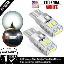 JDM ASTAR 921 T15 Backup Reverse Brake Interior White LED Lights Bulbs 3030 SMD