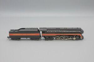 Bachmann N-Scale Limited Norfolk & Western Steam Locomotive & Tender (As-Is)