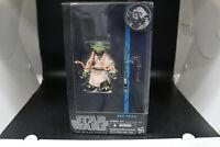 Star Wars The Black Series #06 Yoda Figure