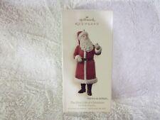 Hallmark Keepsake Ornament 2007 The First Gift Of Christmas Polar Express Santa