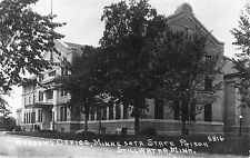 REAL PHOTO 1940's Warden'sOffice Minnesota State Prison at Stillwater, MN