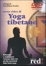 Corso video di yoga tibetano. DVD - Namkhai Norbu