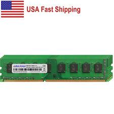 US 32GB 4x8GB PC3-12800 DDR3 NON ECC Memory For ASUS M5A97 AM3+ AMD 970 FX 6300