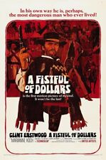 Posters USA - A Fistful of Dollars Movie Poster Glossy Finish - PRM662