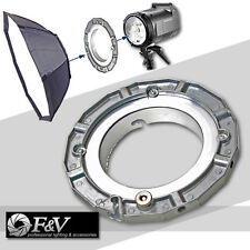 softbox SPEED RING for Elinchrom lamps adapter