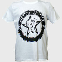 THE SISTERS OF MERCY GOTH ROCK METAL T-SHIRT cult cure bauhaus S-3XL