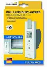 Schellenberg Rollodrive 65 plus Elektrischer Gurtwickler Rollladenwickler-Motor