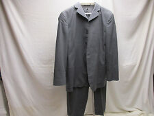 Emporio Armani Men's Fine Quality Suit Made in Italy Gray 5 Button NWT $1400