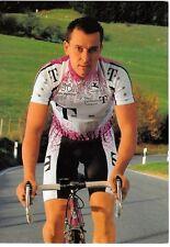 CYCLISME carte cycliste UWE RAAB équipe TEAM DEUTSCHE TELEKOM