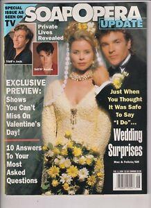 Soap Opera Update Valentine's Day GH Mac & Felicia February 8, 1994 111719nonr