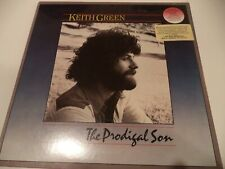 NEW!!!  Keith Green -- THE PRODIGAL SON -- 1983 LP ~ XIAN MUSIC