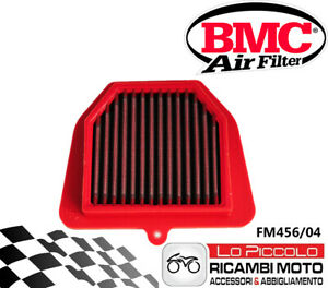 FM456/04 FILTRO BMC ARIA YAMAHA FZ1 1000 2006 2007 2008 LAVABILE RACING SPORTIVO