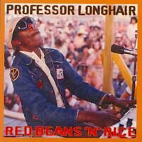 PROFESSOR LONGHAIR - RED BEANS N RICE USED - VERY GOOD CD