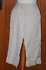 GAP, Ladies, Beige, Casual, Cropped Trousers, Capri, size 2 (XS-S) (8-10)