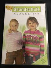 Grundschule 1-4 Mathe, Deutsch, Erdkunde PC Win 95/98/2000/Me/XP Neu  #964
