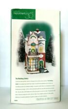 Department 56 Christmas in the City The Wedding Gallery Heritage Village 58943