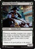 Pitiless Plunderer x1 Magic the Gathering 1x Rivals of Ixalan mtg card