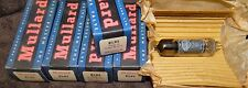 WORLDS BEST EL83 6CK6 TUBES 5 PIECE SET NOS NIB MULLARD BRITISH = 6P15P-EV SV83