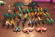 SAFARI LTD DINOSAURS Lot Of 40 Mini Dinosaurs